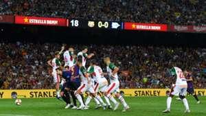 Lionel Messi Barcelona Alaves