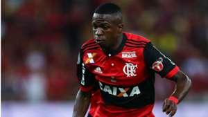 Vinicius Junior Flamengo Cruzeiro Copa do Brasil 08 09 2017