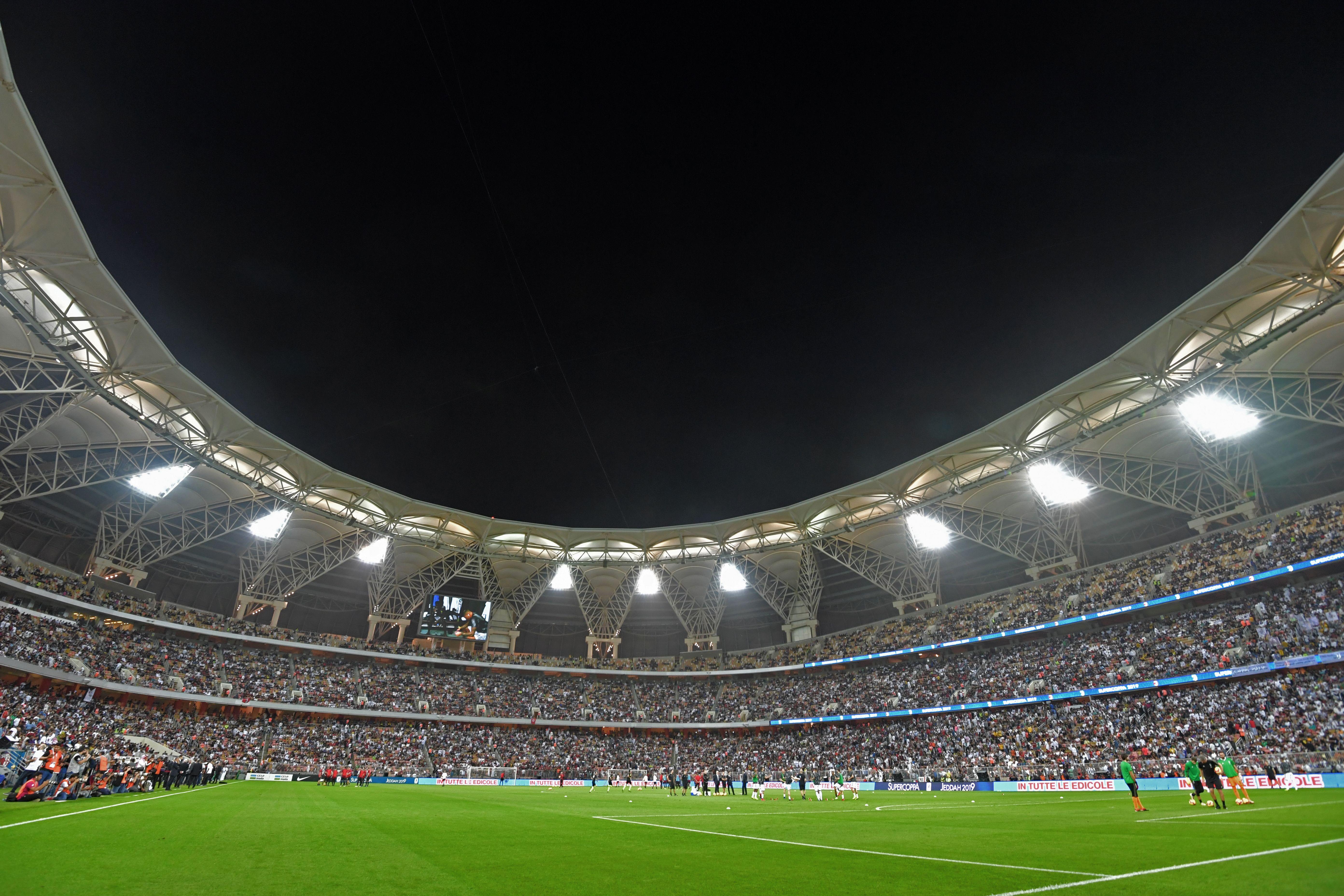 king abdullah stadium