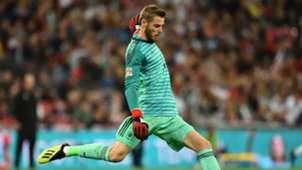 David de Gea Inglaterra España England Spain Nations League 08092018