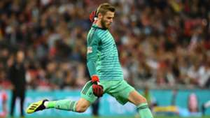David de Gea Inglaterra España England Spain Nations League 08092018
