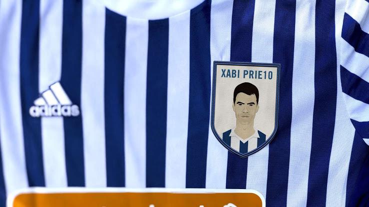Xabi Prieto Logo Real Sociedad