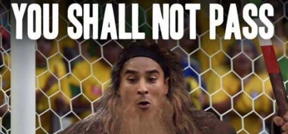 Memes Brasil vs México