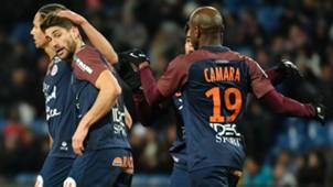 Paul Lasne Montpellier Amiens Ligue 1 03022018