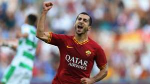 Dzeko hopes Mkhitaryan doesn't return to Arsenal after stunning Roma debut