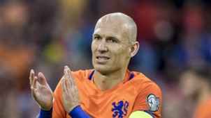 Arjen Robben, Netherlands - Bulgaria, 09032017