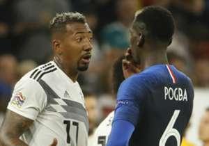 Grâce à Opta, retrouvez les meilleures stats avant la confrontation entre la France et l'Allemagne en Ligue des nations.
