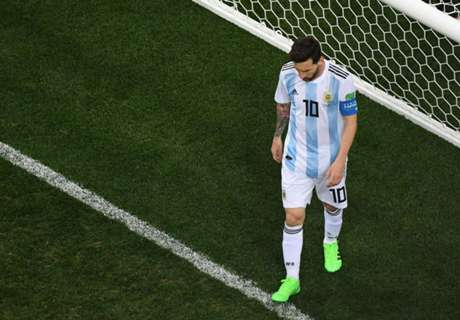 Messi's World Cup legacy left hanging by a thread