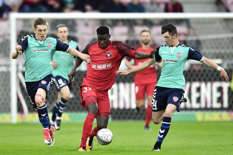 FC Midtjylland v Cork City