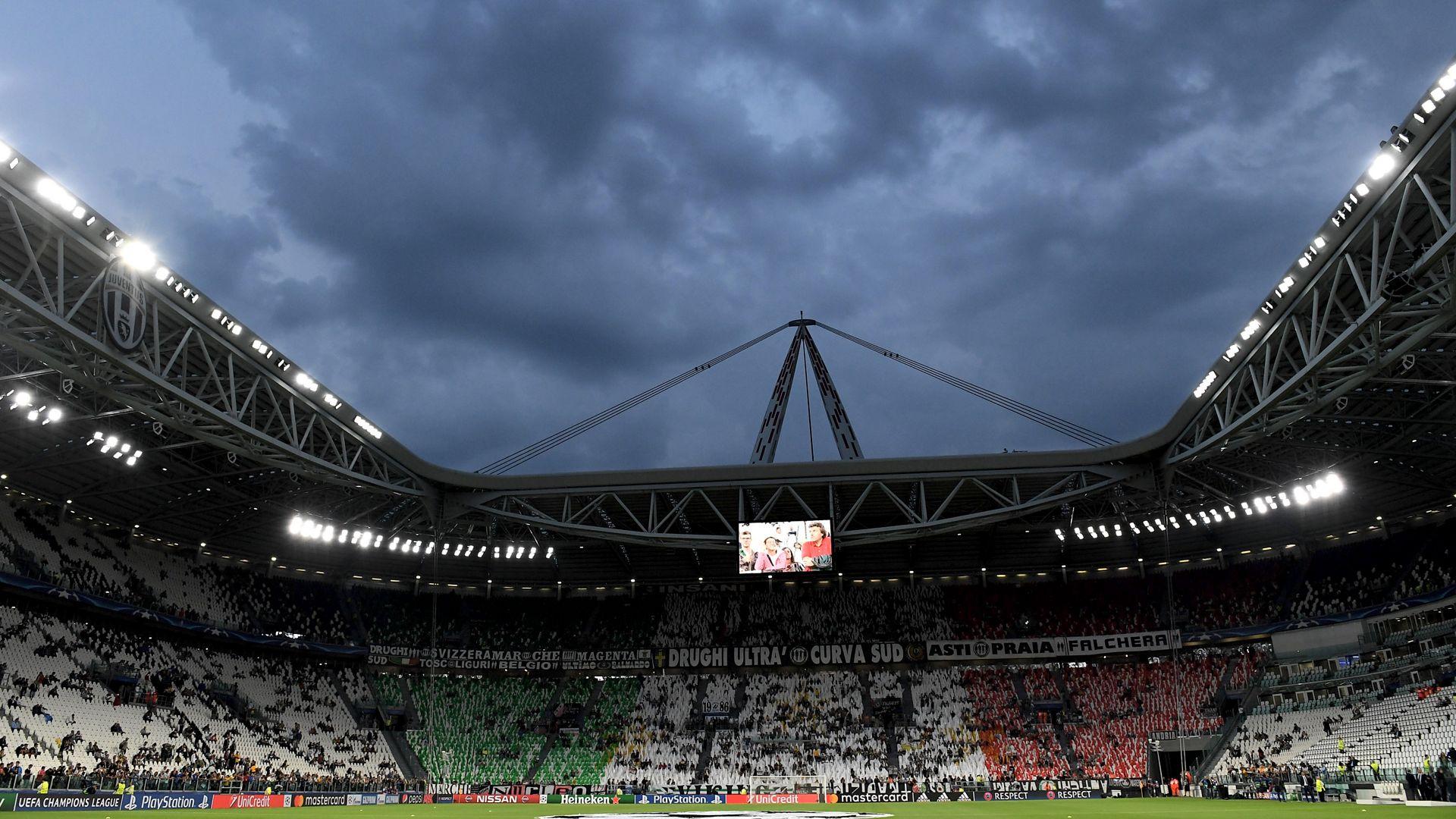 Juventus Stadium view