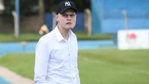 AFC Leopards assistant coach Marko Vasiljevic.