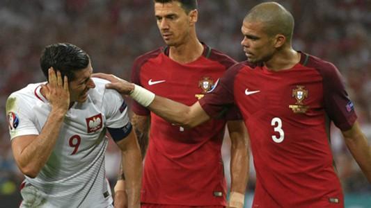 Poland Portugal Euro 2016