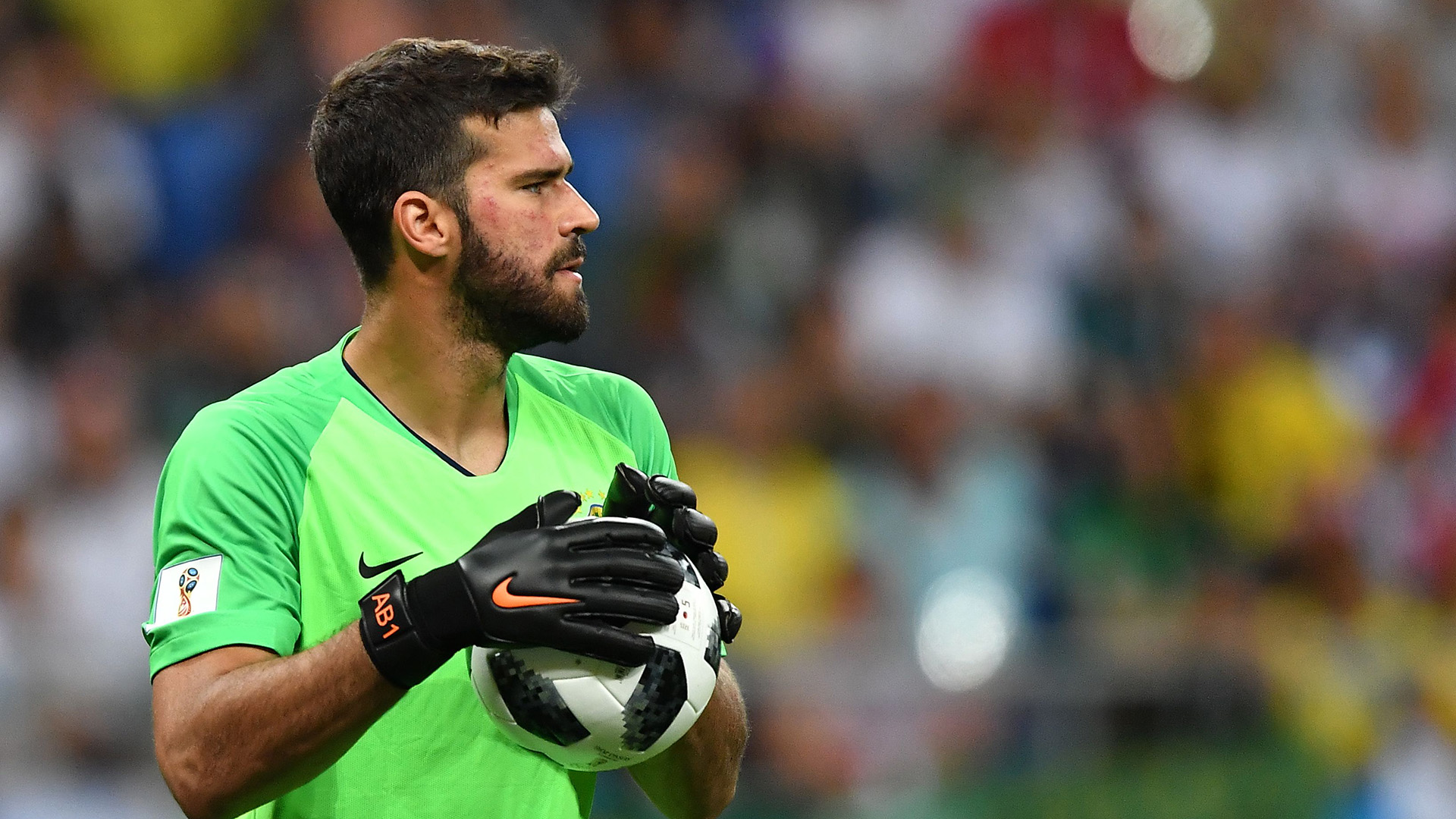 Alisson Brazil Switzerland World Cup 17062018