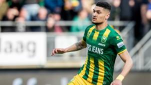 Bjorn Johnsen, ADO Den Haag, Eredivisie 04142018