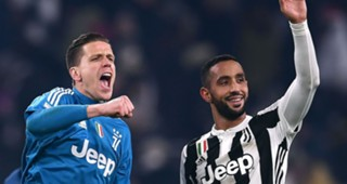 Wojciech Szczesny Medhi Benatia Juventus Roma Serie A