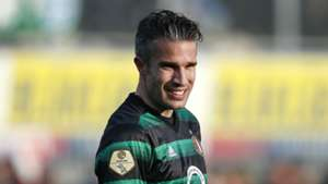 Robin van Persie, PEC Zwolle - Feyenoord, Eredivisie 03182018