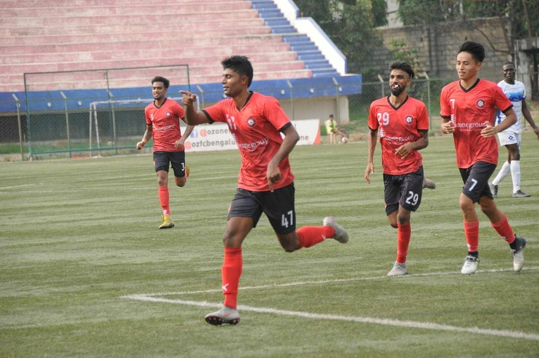 Ozone FC Bengaluru 2019 2nd Division I-League