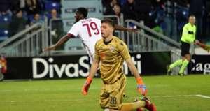 Frank Kessié Cagliari Milan Serie A
