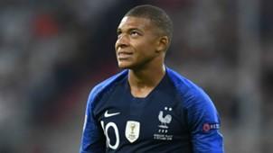 Kylian Mbappe France 2018