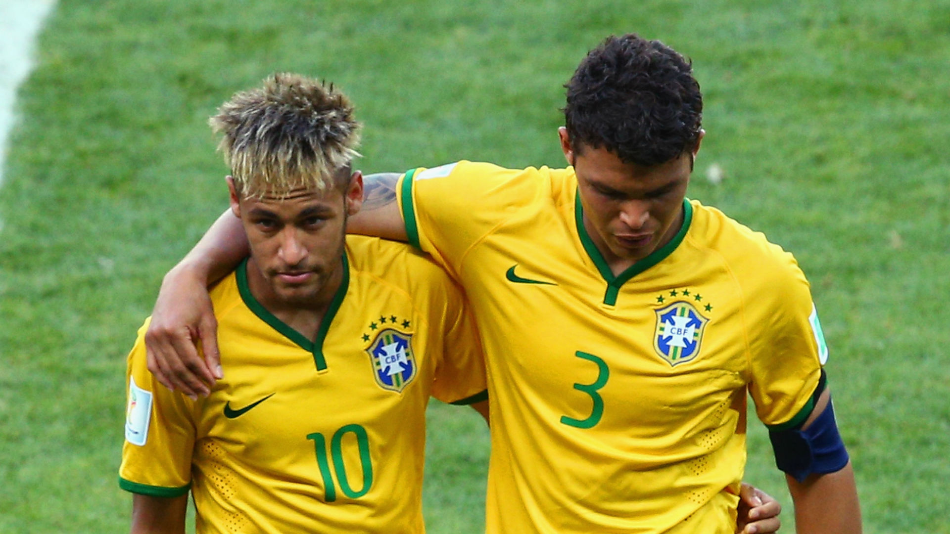 Problemi per il Brasile, Miranda e compagni con le bombole d'ossigeno