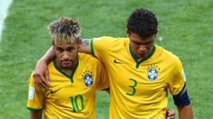 HD Neymar Thiago Silva