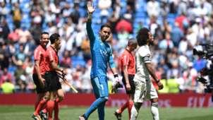 Keylor Navas Real Madrid Betis 0519