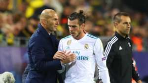 2019-03-14 Zinedine Zidane Gareth Bale