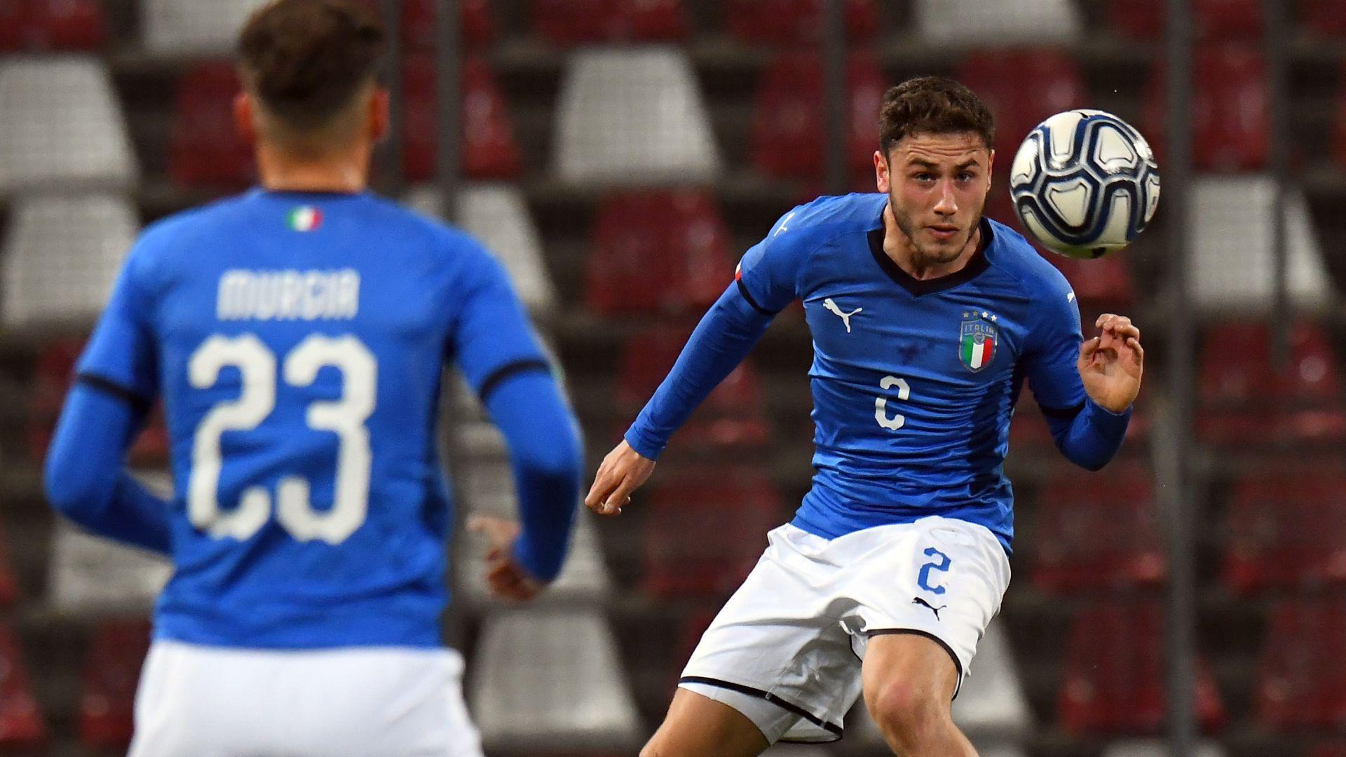 Under 21, le formazioni di Italia-Croazia. Confermato Parigini con Cutrone