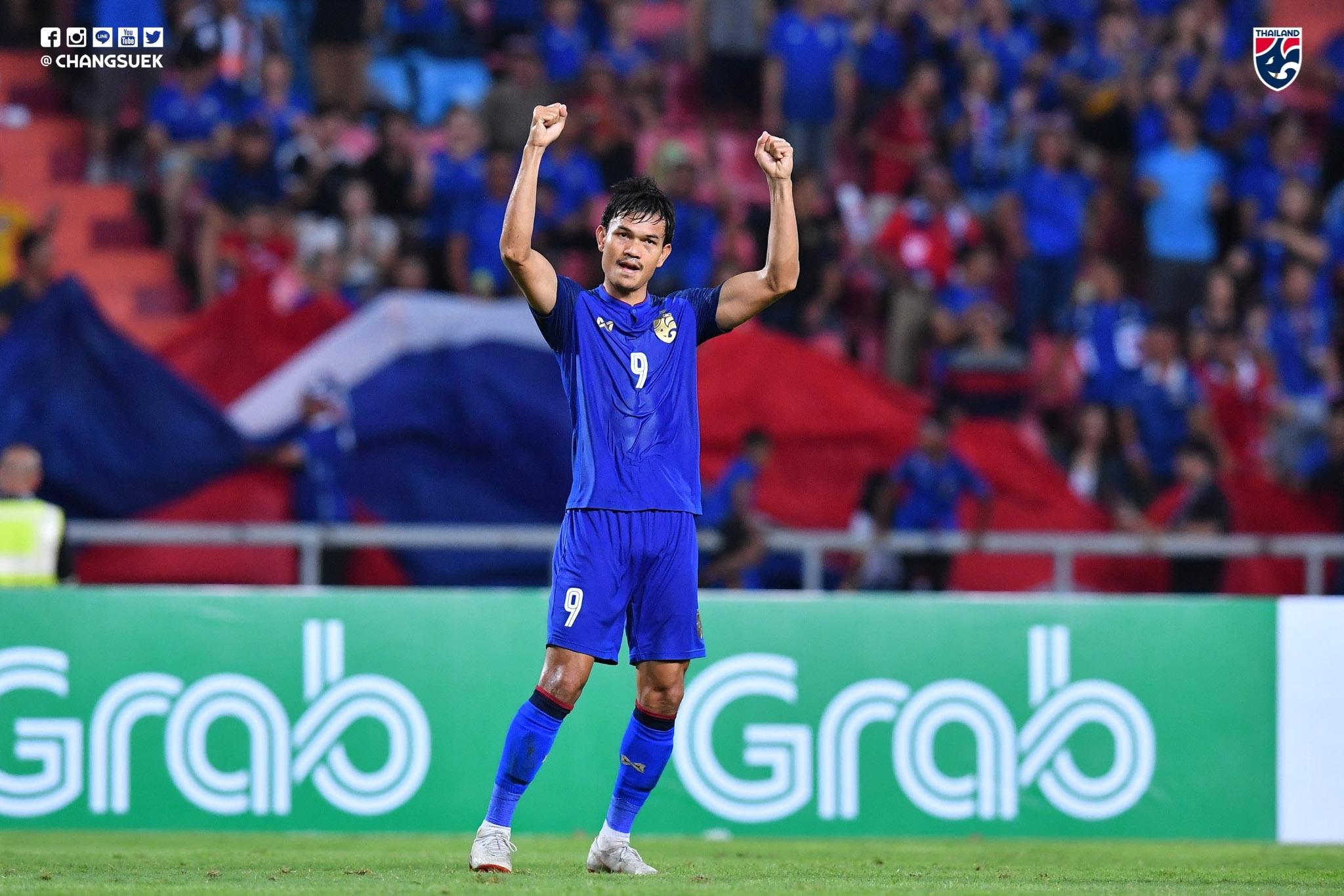 ผลการค้นหารูปภาพสำหรับ เกมไทยเชือดอินโดฯ ขึ้นแท่นอันดับ 2 คนดูเยอะสุด ซูซูกิ คัพ 2018