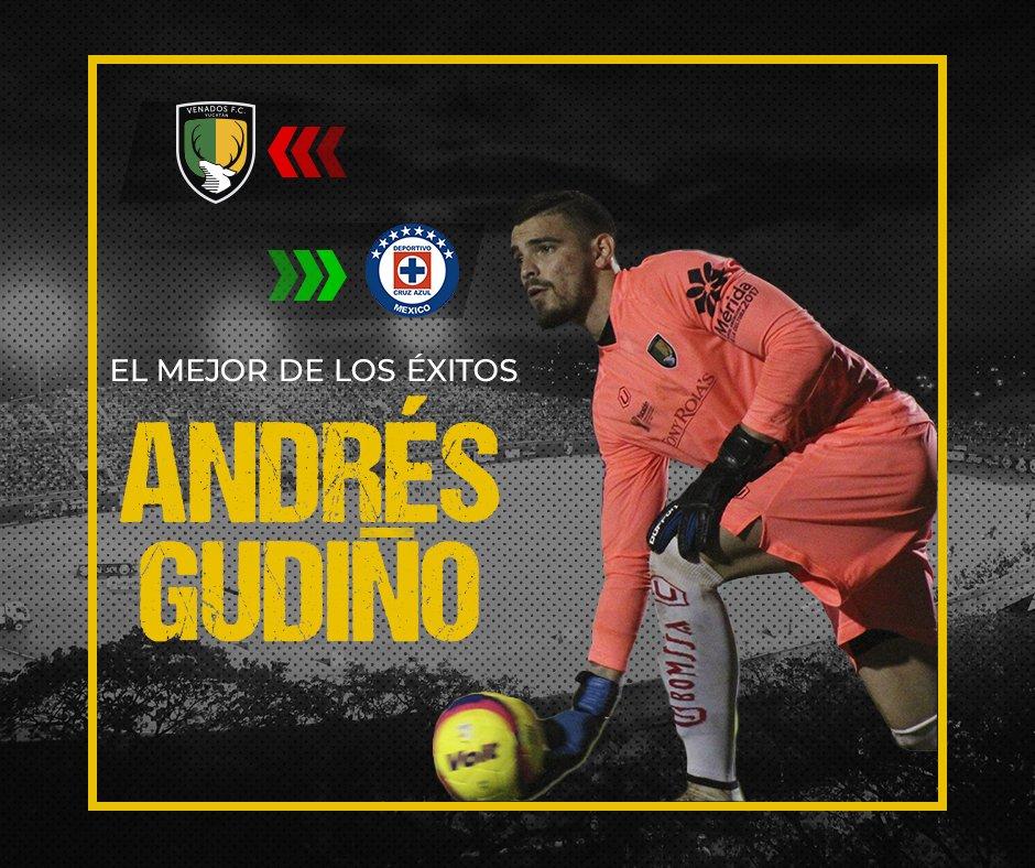 Andrés Gudiño Venados