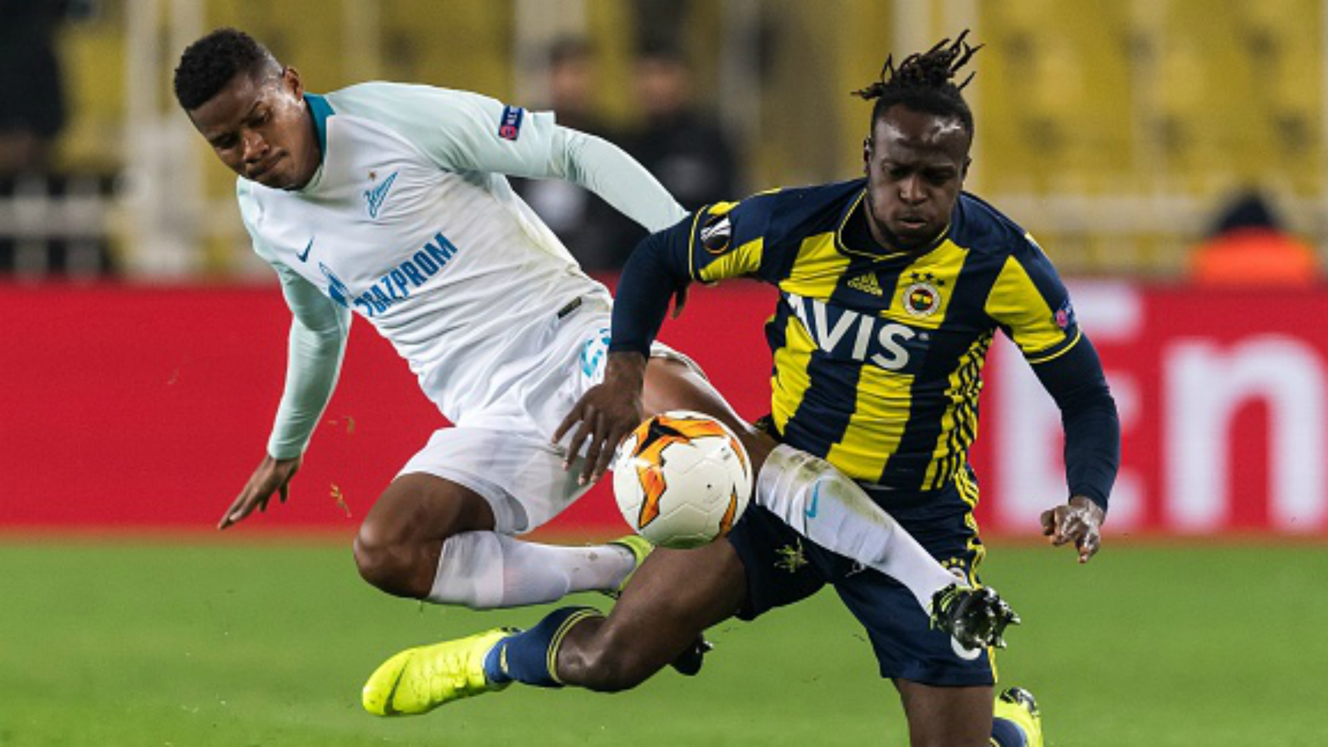 Victor Moses Hails Fenerbahce's Europa League Win