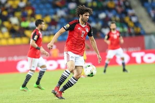 Mohamed Elney Egypt Afcon 2017