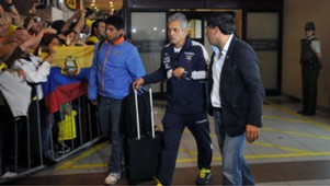 2013 Reinaldo Rueda DT Ecuador