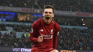 Andrew Robertson - Liverpool