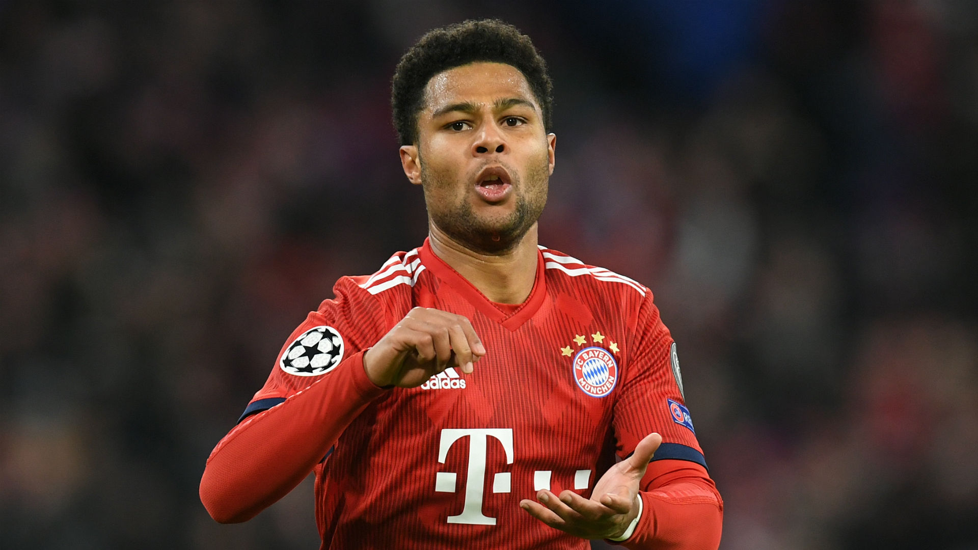Serge Gnabry FC Bayern München Liverpool 13032019