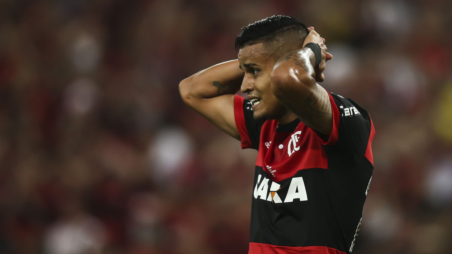 Flamengo vacila e fica no empate com o River Plate