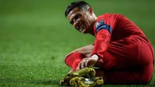 Cristiano Ronaldo Portugal Ukraine Euro 2020 qualifying 22032019