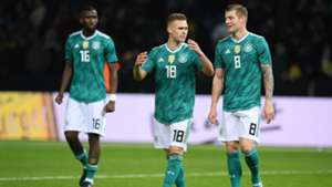 Germany Brazil 2018