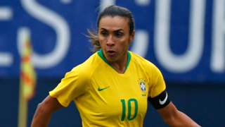 Marta Brazil SheBelieves Cup 2019