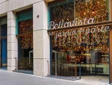 Messi restaurant Barcelona entrance