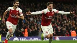 Lucas Torreira Arsenal 08122018