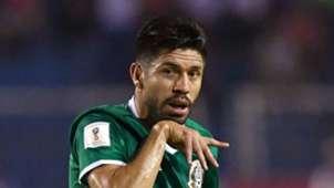 Oribe Peralta Mexico Honduras