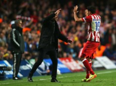 Getty Images Diego costa simeone