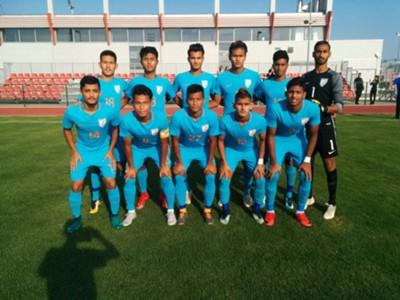 India U19 Serbia