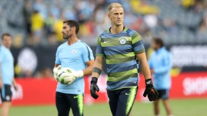 Joe Hart Manchester City 20072018