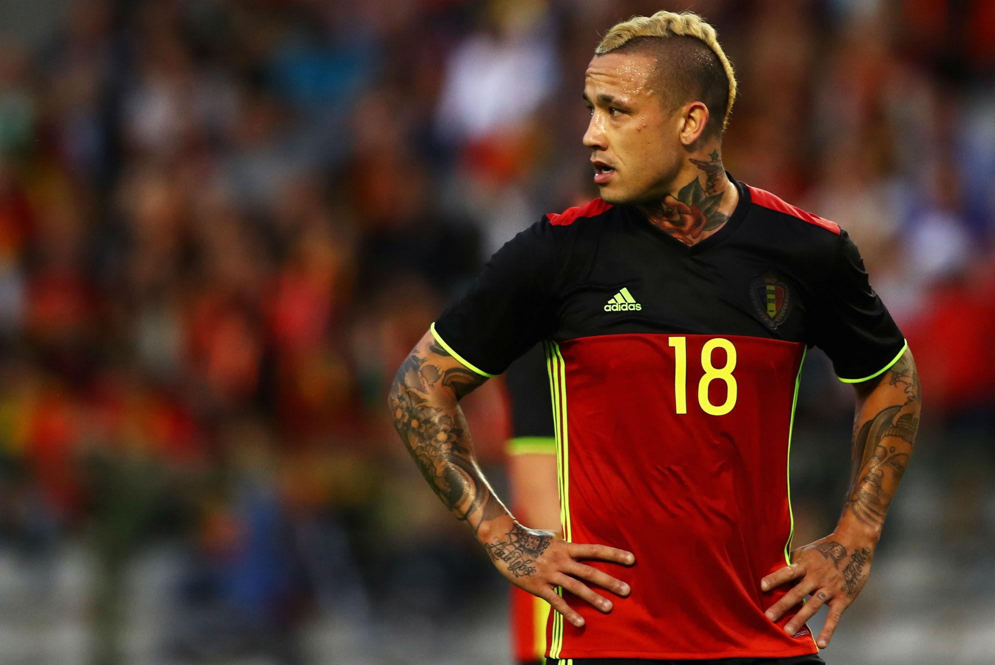 Martinez appelle Nainggolan — Belgique