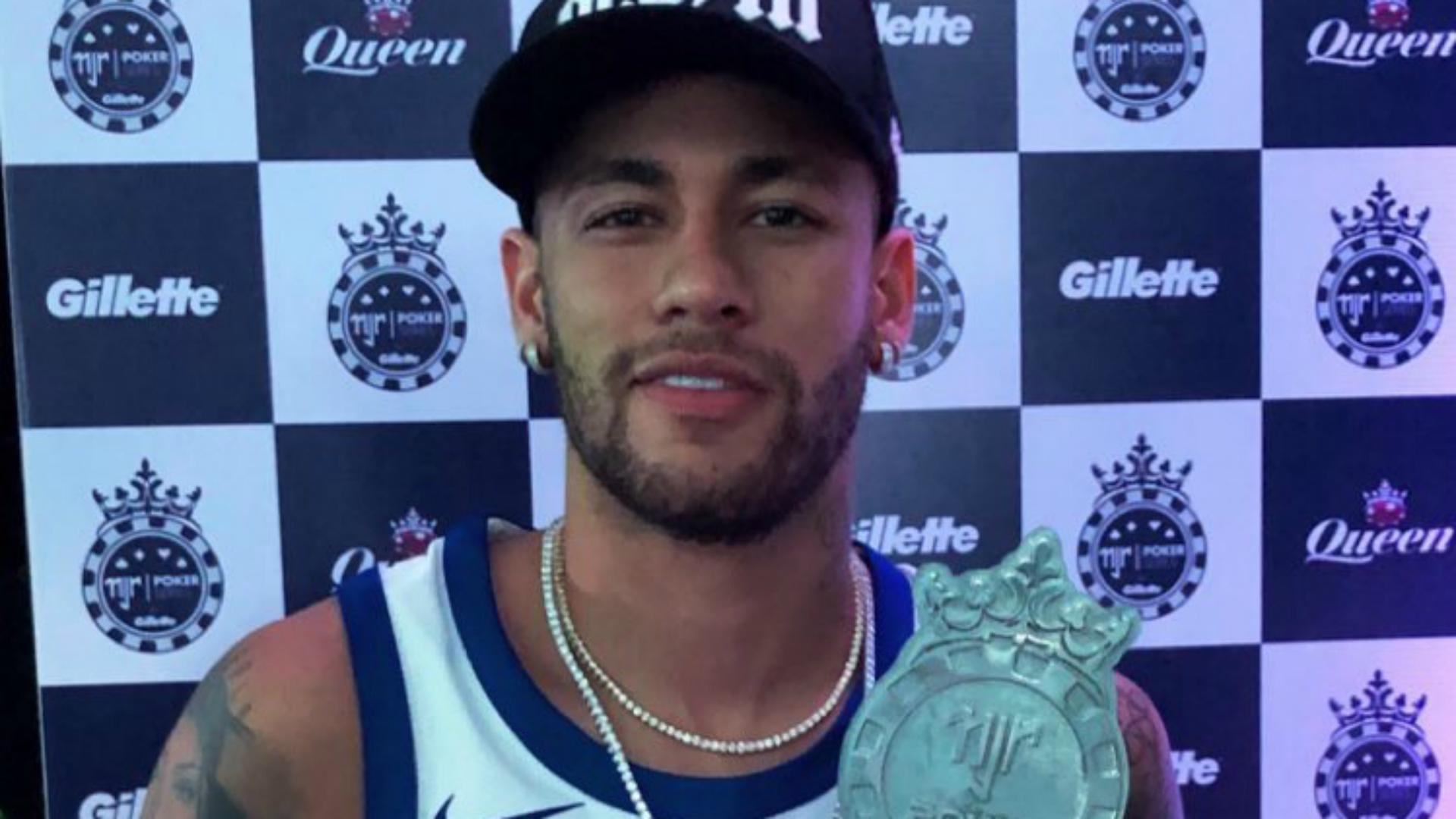 Neymar Poker I 08 04 18