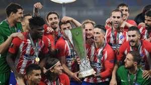 Fernando Torres Atletico de Madrid Europa League