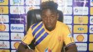Simon Peter Serunkuma signs for KCCA.