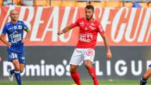 Haris Belkebla Brest Ligue 2